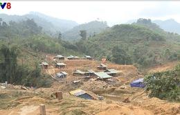 Điện lưới quốc gia về làng sạt lở Khe Chữ, Quảng Nam