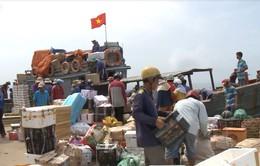 Rộn ràng không khí đón Tết ở đảo Lý Sơn, Quảng Ngãi