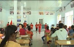 Tết nghĩa tình cho nạn nhân da cam ở Đà Nẵng