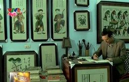 Tranh dân gian Đông Hồ với cuộc sống hiện đại