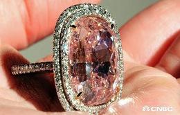 Kim cương - Món quà đắt đỏ mùa Valentine