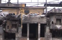 Xác định nguyên nhân vụ nổ lò nấu thép khiến 2 người bị thương ở Hà Nội
