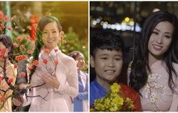 Diva Hồng Nhung, Đông Nhi đẹp dịu dàng trong Tết nghĩa là hy vọng