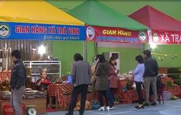 Phiên chợ sâm Ngọc Linh - Phiên chợ ngày xuân