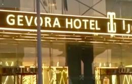 UAE khai trương khách sạn cao nhất thế giới