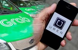 Grab, Uber tăng giá gấp 3 ngày thường