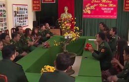 Đón Tết cùng Bộ đội Biên phòng