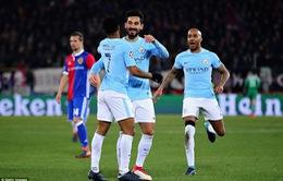 Kết quả Champions League sáng 14/2: Man City thắng đậm, Tottenham chia điểm trước Juventus