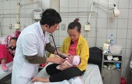 Tăng cường công tác phòng chống cúm và sởi