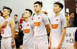 Saigon Heat hướng tới trận đấu tiếp theo tại ABL 2018