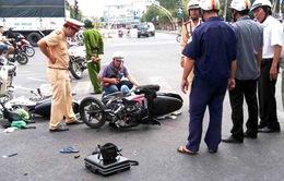 Ngày 29 Tết, cả nước xảy ra 24 vụ tai nạn giao thông