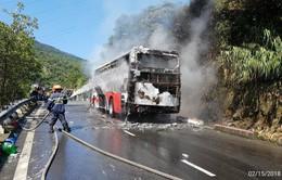 Thủ tướng biểu dương Đà Nẵng xử lý kịp thời xe khách lên đèo Hải Vân bị bốc cháy