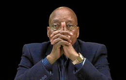 Tổng thống Nam Phi từ chức