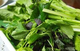 Sử dụng rau sống an toàn trong bữa ăn ngày Tết