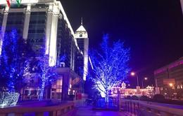 Rộn ràng không khí đêm Giao thừa ở Bắc Kinh