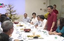 Đoàn công tác Bộ GTVT thăm, chúc Tết tại sân bay Tân Sơn Nhất