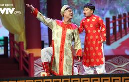 [VIDEO] Lần đầu diễn Táo quân, quý tử nhà Nam Tào khiến khán giả cười bò
