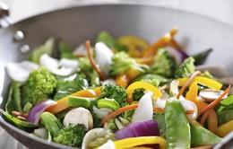 Dinh dưỡng lấy lại cân bằng sau Tết