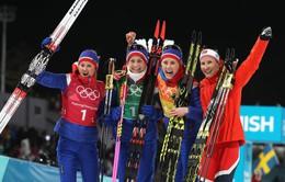 Bảng tổng sắp huy chương Olympic PyeongChang ngày 17/2: Đoàn thể thao Na Uy củng cố vị trí thứ 2
