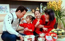 Gia đình sao Việt đầm ấm hạnh phúc đón Tết