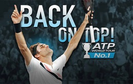 Huyền thoại Roger Federer: Vị vua soán ngôi số 1 thế giới vĩ đại nhất!