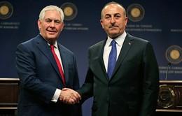 Thổ Nhĩ Kỳ - Mỹ nhất trí hàn gắn quan hệ