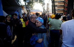 Động đất mạnh 7,5 độ richter tại Mexico