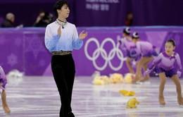 Màn cổ vũ có 1 không 2 tại Olympic PyeongChang 2018