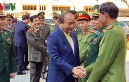 Thủ tướng chúc Tết lực lượng vũ trang Đà Nẵng