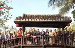 CLIP Các Đại sứ EU tại Việt Nam chúc Tết Mậu Tuất