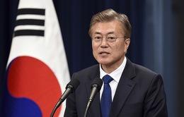 Tỷ lệ ủng hộ Tổng thống Hàn Quốc tăng mạnh