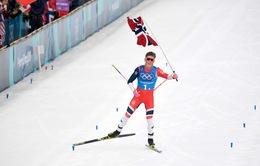TRỰC TIẾP Olympic PyeongChang 2018 ngày thi đấu 18/2/2018: Giành liên tiếp 2 HCV, Na Uy vượt Đức để lấy vị trí số 1
