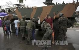 Brazil triển khai quân đội trấn áp tội phạm có tổ chức