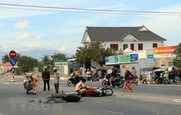 Xử lý nghiêm khắc, triệt để các hành vi vi phạm trật tự, an toàn giao thông