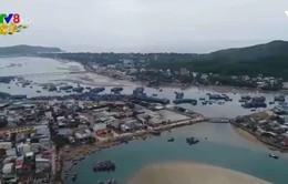 Rộn ràng lễ ra quân đầu năm của ngư dân Quảng Ngãi