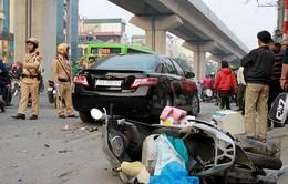 Mùng 3 Tết, cả nước xảy ra 47 vụ tai nạn giao thông