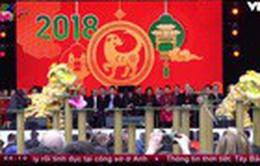 Người dân London tưng bừng lễ hội đón Tết Nguyên đán