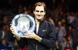 Thắng ấn tượng Dimitrov, Federer vô địch Rotterdam mở rộng