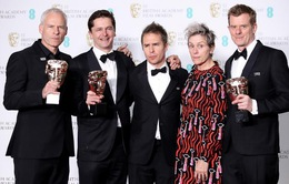 """Three Billboards Outside Ebbing, Missouri"" thắng lớn tại BAFTA 2018"