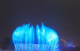 Chiêm ngưỡng dàn nhạc nước hoành tráng đón Xuân tại TP.HCM