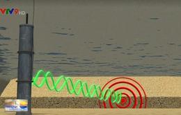 Phát triển hệ thống dưới nước giúp cảnh báo sóng thần sớm