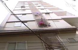Tràn lan tình trạng biến tướng chung cư mini