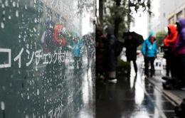 Giới chức Nhật Bản khám xét trụ sở Coincheck sau vụ trộm tiền số lịch sử