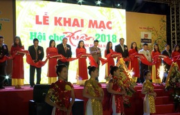 Khai mạc Hội chợ Xuân 2018 Đà Nẵng