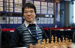 Giải cờ vua Gibraltar Masters: Quang Liêm bất bại, giành vị trí thứ 7