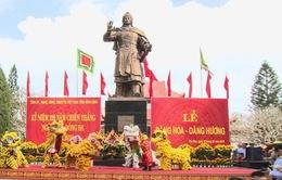 Khai mạc Lễ hội Tây Sơn – Đống Đa tại Bình Định