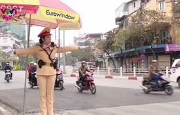 Hà Nội ra quân đảm bảo an toàn giao thông mùa lễ hội 2018