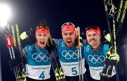 Olympic PyeongChang 2018 ngày thi đấu 20/2: Đoàn thể thao Đức bám sát đoàn Na Uy