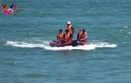 Tìm thấy thi thể 3 nạn nhân đuối nước ở bãi biển Quảng Ngãi