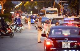 Hà Nội phân luồng giao thông đường Lê Đức Thọ - Lê Quang Đạo